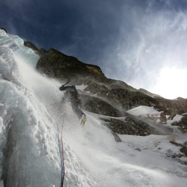 Kurz lezenia ľadov – Zámkovského chata