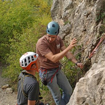 Základný kurz skalného lezenia